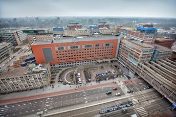 Ziekenhuis ziet energiereductie als een uitdaging