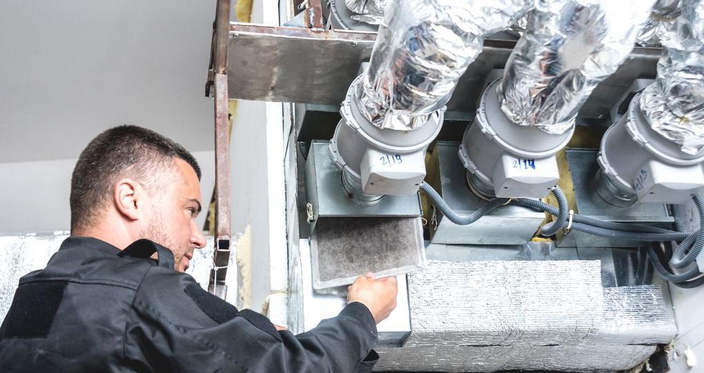 Zijn ventilatiekanalen veilig in tijden van corona?