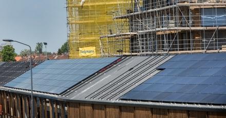 Zonne-carport Den Bosch krijgt 640 zonnepanelen