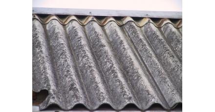 Zonnepanelen in plaats van asbest?