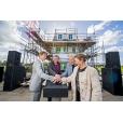 17 energiezuinige villa's in Den Haag