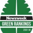 2 partners in Newsweek Green Ranking 2014