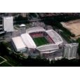 3.400 zonnepanelen op stadion Galgenwaard