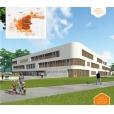Compact en duurzaam ziekenhuis in Hardenberg