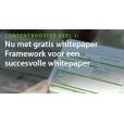 Contentbooster deel 1: hoe maak je een waardevolle whitepaper?