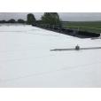 De sterke combinatie van witte dakbedekking en zonnepanelen