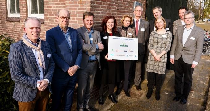 Eindhovense Zorginstellingen gaan duurzamer werken