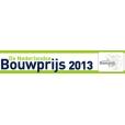 Elf genomineerden Nederlandse Bouwprijs 2013