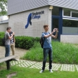 Leerlingen voeren BREEAM Medior-scan uit