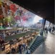 Veelzijdig plafondsysteem maakt debuut in Markthal
