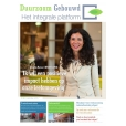 Claudia Reiner in nieuwe editie Duurzaam Gebouwd Magazine