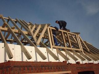Zelf Huis Bouwen : Almere leert inwoners eigen huis bouwen duurzaam gebouwd