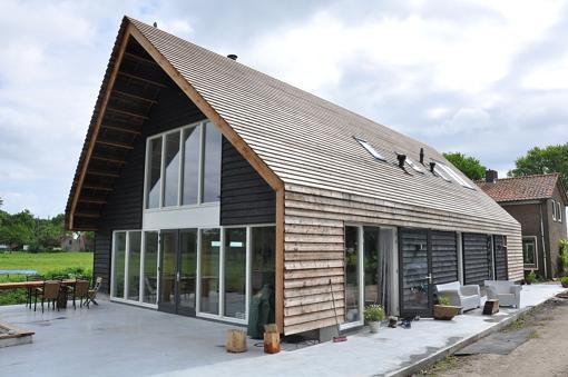 Biobased bouwen bouwen met grondstoffen uit de levende for Huis duurzaam maken