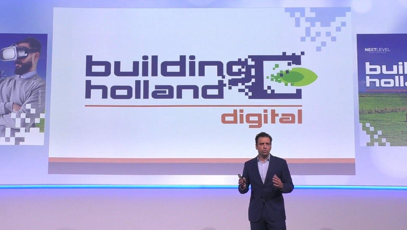 Building Holland Digital: 'Bouwsector, laat je niet meer verrassen'