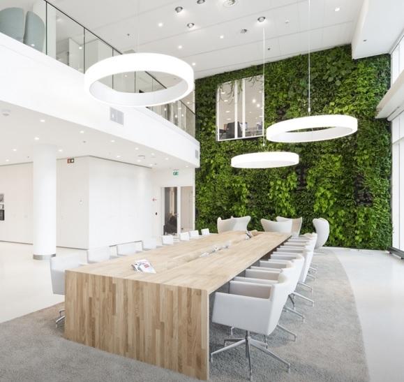 Duurzaam gebouwd op locatie circulaire economie het - Makers van het interieur ...