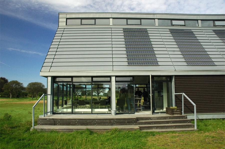 Energieneutraal sams toont de mooie kant van duurzaamheid for Huis energieneutraal