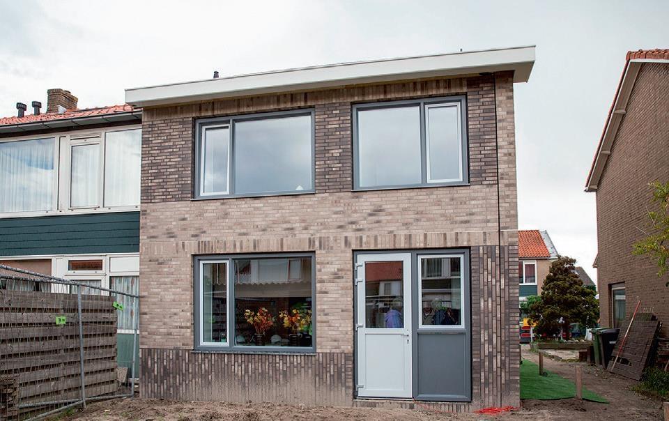 Nom leaseconstructie voor koopwoningen in westvoorne for Koopwoningen