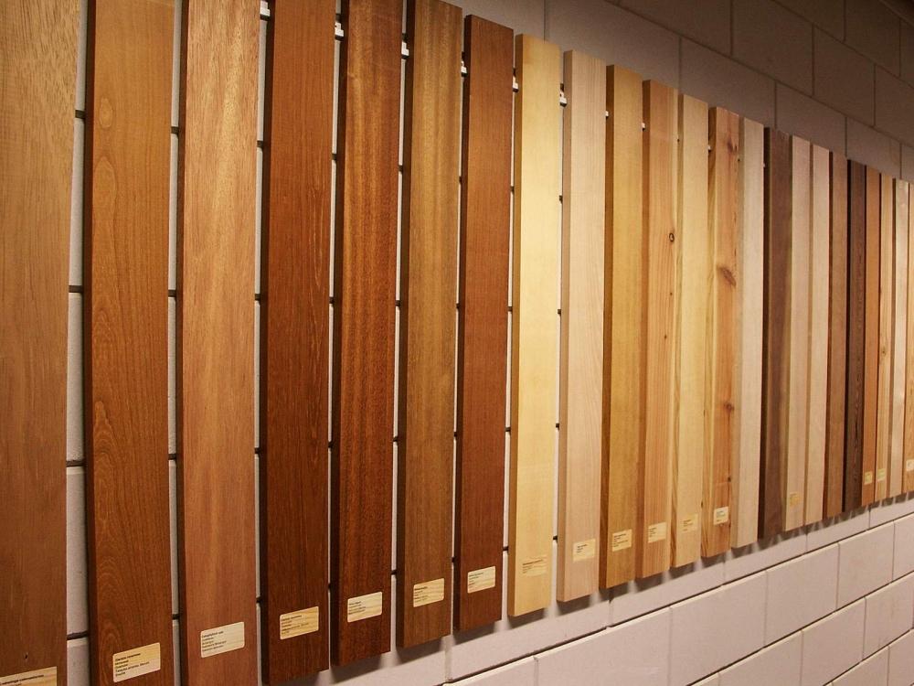 Onderzoek naar eigenschappen nieuwe houtsoorten blog duurzaam gebouwd - Darblay en hout ...