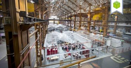 Duurzaam Gebouwd Op Locatie: Industrieel Bouwen