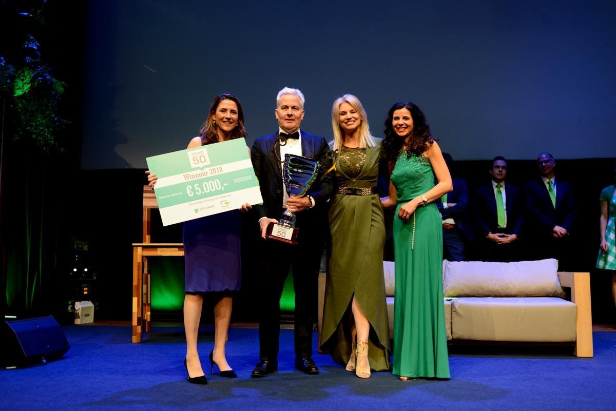 Winnaar Duurzame 50 2018