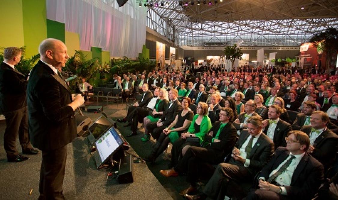 Green Tie Gala 2018 Terugblik 18-04-2018