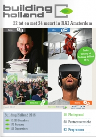 Building Holland Magazine 2016
