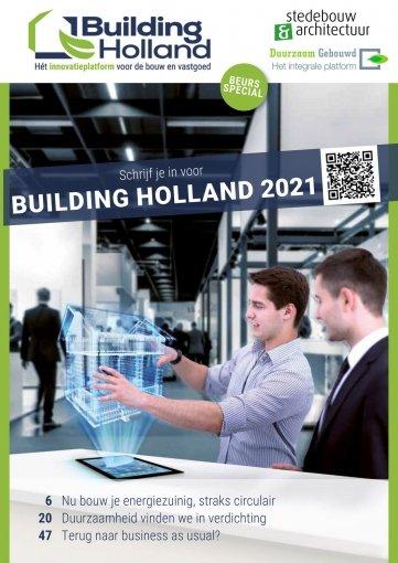 Building Holland Special 2021