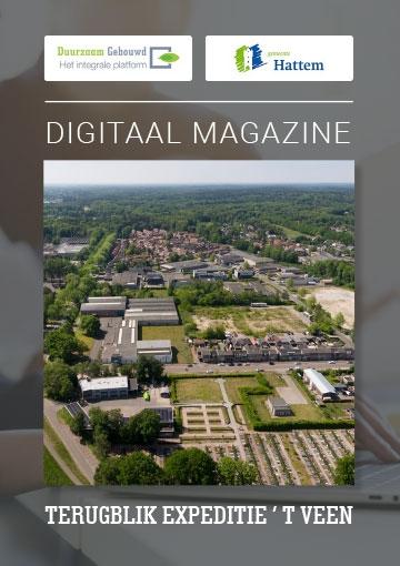 Digimagazine Duurzaam Gebouwd Expeditie 't Veen: gemeente Hattem
