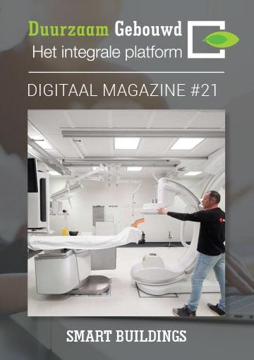 Duurzaam Gebouwd Digitaal Magazine Smart Buildings