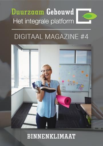 Duurzaam Gebouwd Digitaal Magazine Binnenklimaat