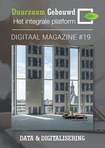 Duurzaam Gebouwd Digitaal Magazine Data & Digitalisering