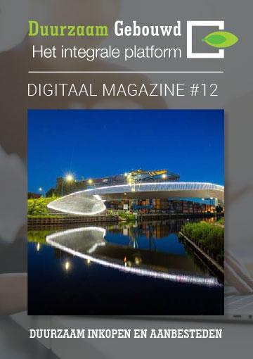 Duurzaam Gebouwd Digitaal Magazine Duurzaam Inkopen en Aanbesteden