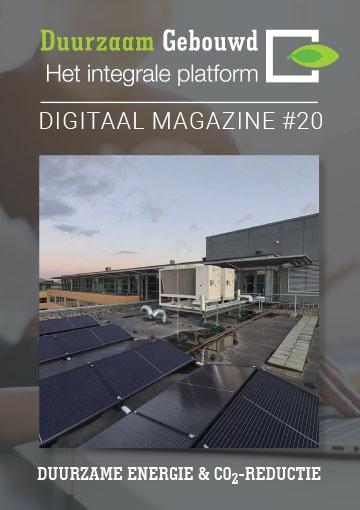 Duurzaam Gebouwd Digitaal Magazine Duurzame energie & CO2-reductie
