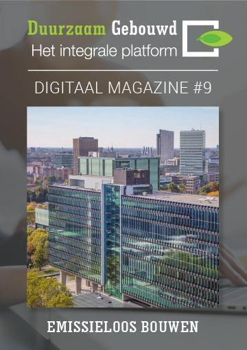 Duurzaam Gebouwd Digitaal Magazine Emissieloos Bouwen