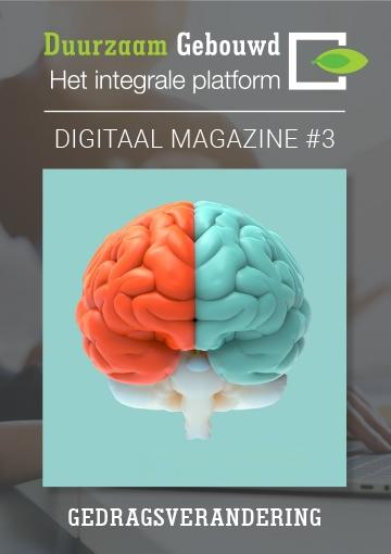 Duurzaam Gebouwd Digitaal Magazine Gedragsverandering