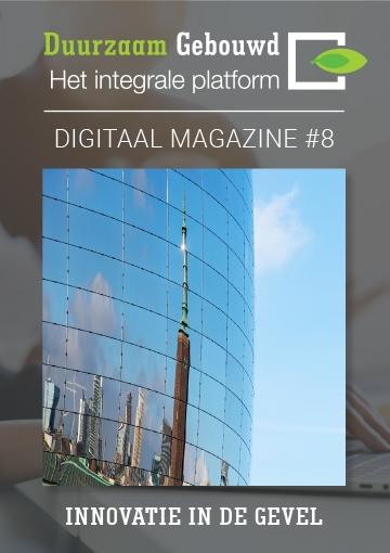 Duurzaam Gebouwd Digitaal magazine Innovatie in de gevel