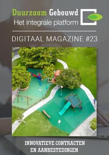 Duurzaam Gebouwd Digitaal Magazine Innovatieve Contracten en Aanbestedingen