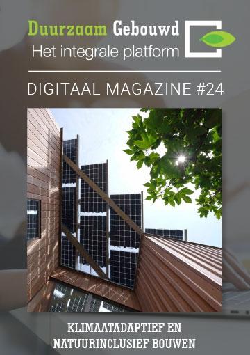 Duurzaam Gebouwd Digitaal Magazine Klimaatadaptief en Natuurinclusief Bouwen