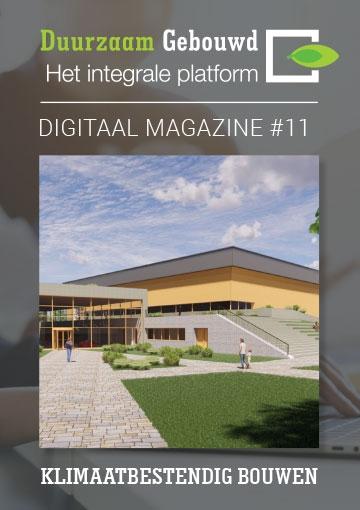 Duurzaam Gebouwd Digitaal Magazine Klimaatbestendig Bouwen