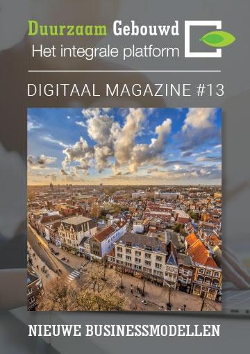 Duurzaam Gebouwd Digitaal Magazine Nieuwe Businessmodellen
