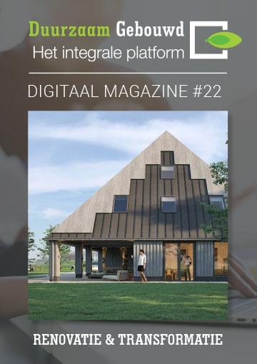 Duurzaam Gebouwd Digitaal Magazine Renovatie & Transformatie