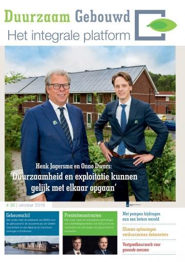 Duurzaam Gebouwd Magazine #35