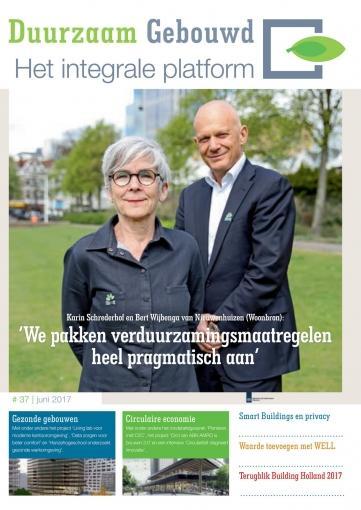 Duurzaam Gebouwd Magazine #37
