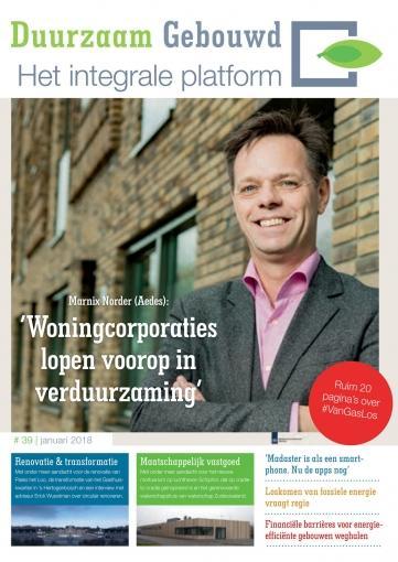 Duurzaam Gebouwd Magazine #39