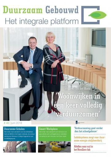 Duurzaam Gebouwd Magazine #40