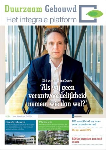 Duurzaam Gebouwd Magazine #44