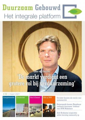 Duurzaam Gebouwd Magazine 50