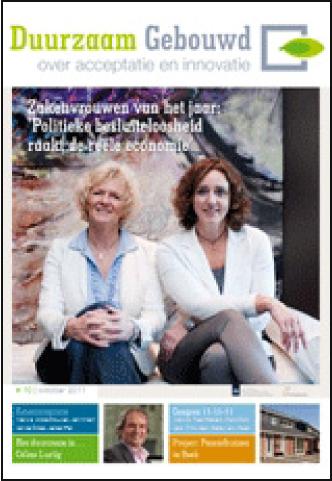 Duurzaam Gebouwd Magazine