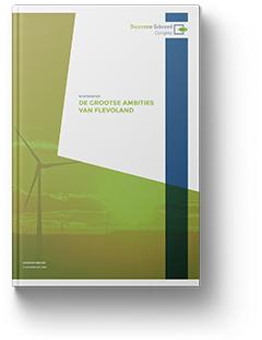 Gratis whitepaper - De grootse ambities van Flevoland